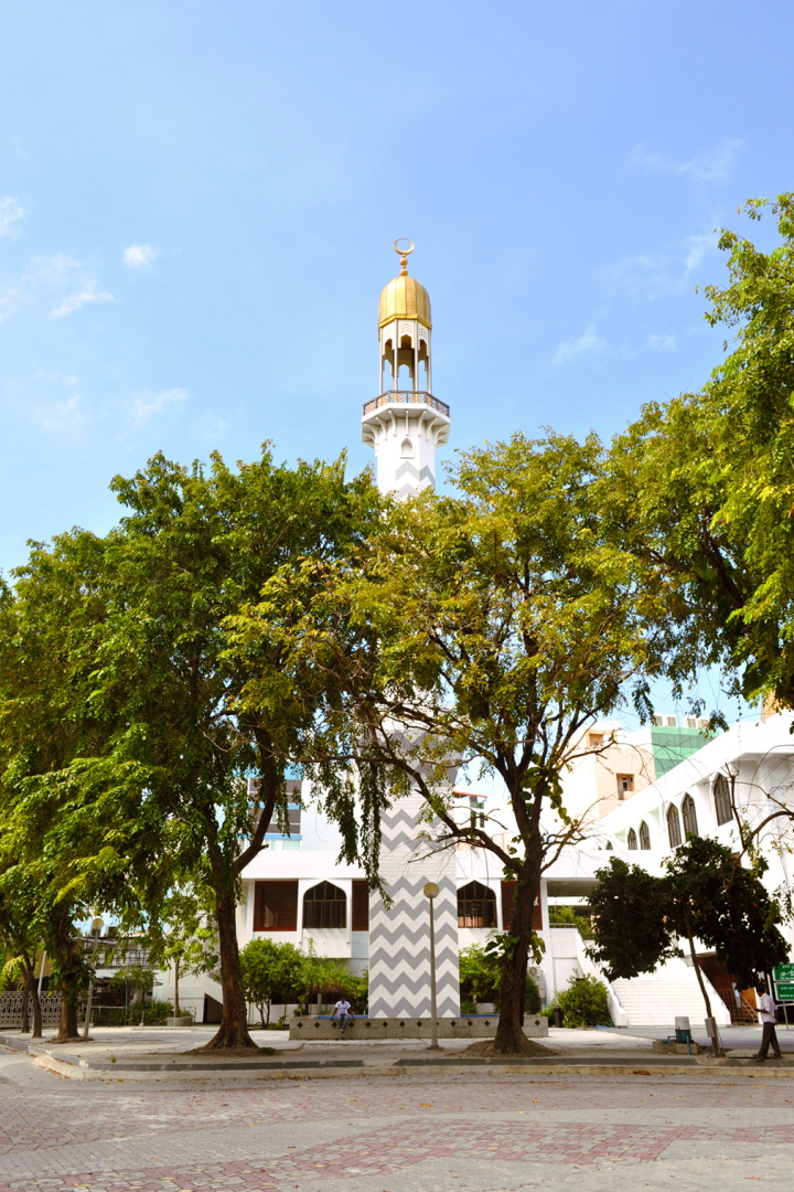Male Maldives Grand Friday Mosque