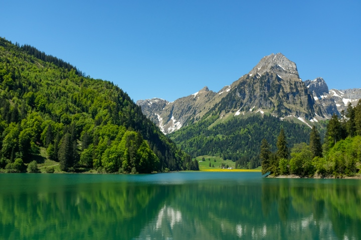 The Obersee Valley
