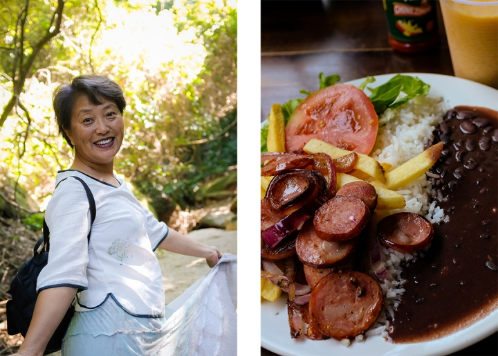 Hiking to Morro da Urca and a plate of Brazilian comfort food at Planet Sucos in Ipanema