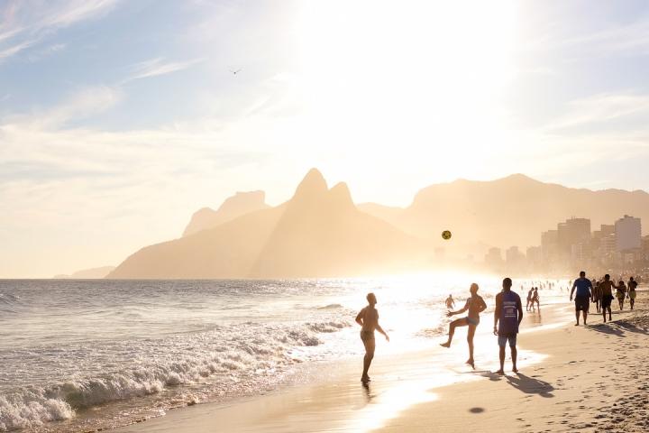 Carioca Dreamscapes: Reveries from Rio deJaneiro
