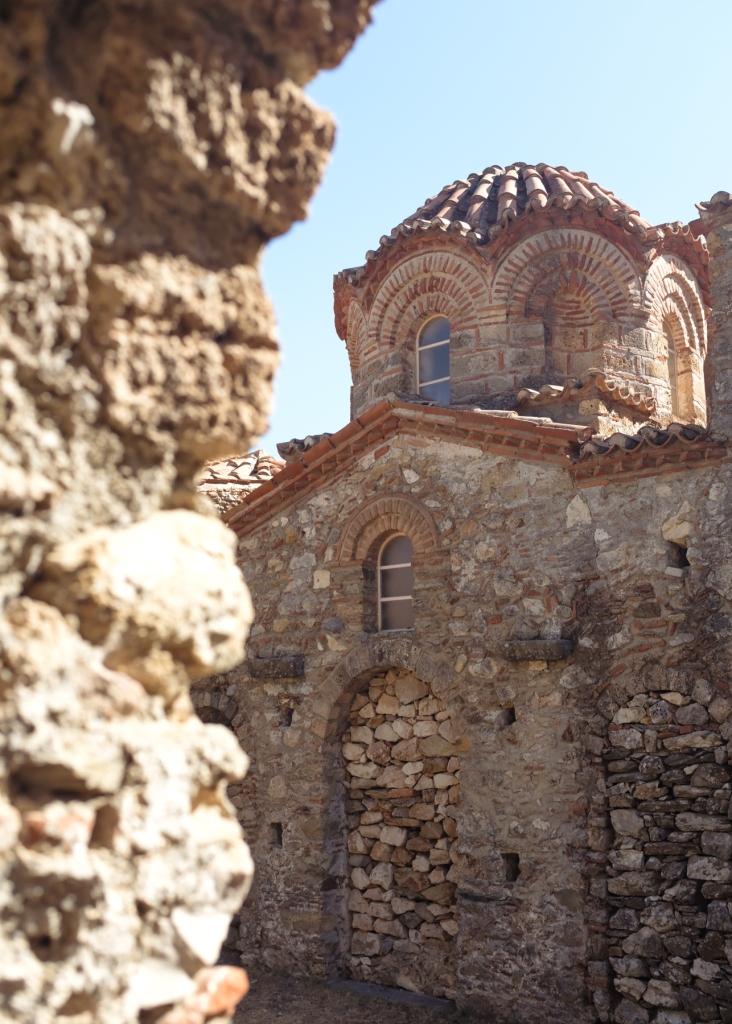 Byzantine-era chapel